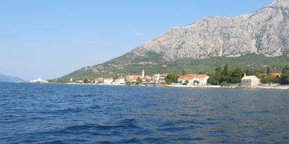 Peninsula of Pelješac and Orebić